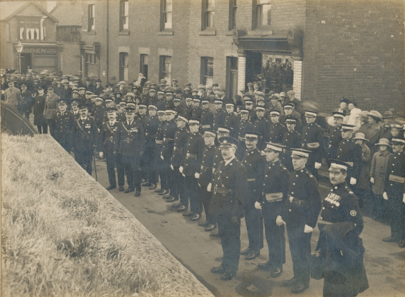 1920 First Armistice Parade