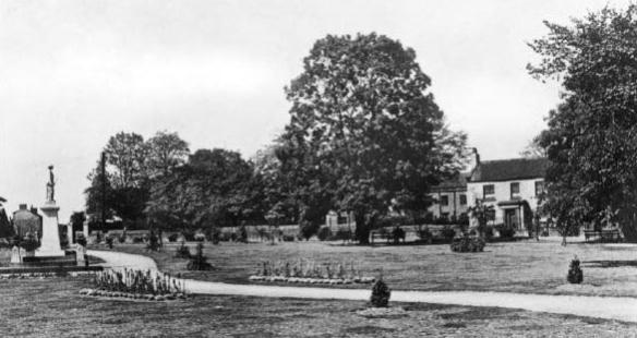 1930S Staveley Memorial