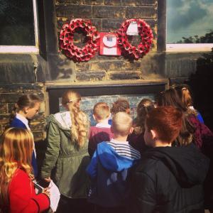 Children at Memorial