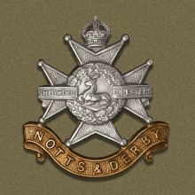 Sherwood_Foresters_Badge