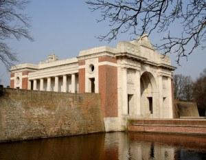 Ypres menin Gate Memorial